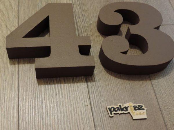 Domové číslo svetlá hendá