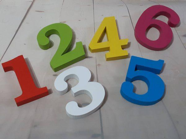 súpisné číslo na dom ITC Bookman demi, farba farebné