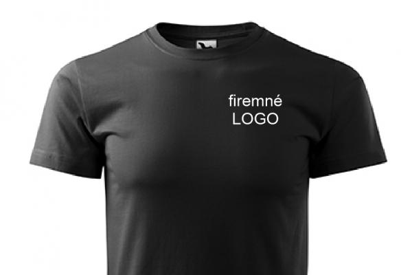 vlastné tričko alebo firemné tričko