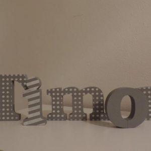 detské meno na stenu, vzor Timon