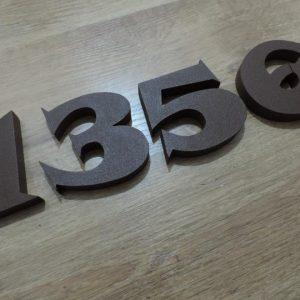 Súpisné číslo na dom Snap ITC Bookman