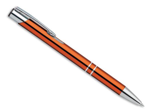 Perá na gravírovanie oranžová