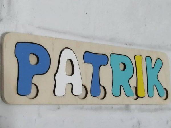 detské meno skladačka patrik